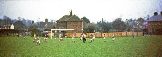 Old Alresford CE Primary School, Hampshire